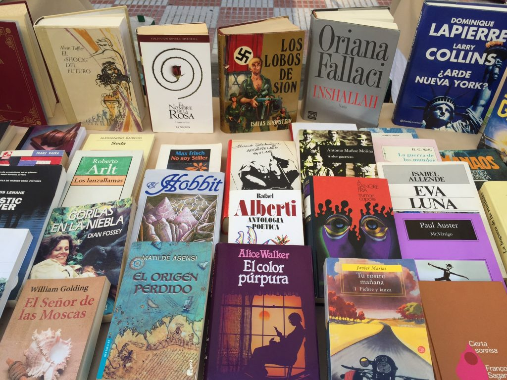 Abre un libro - Librería de ocasión