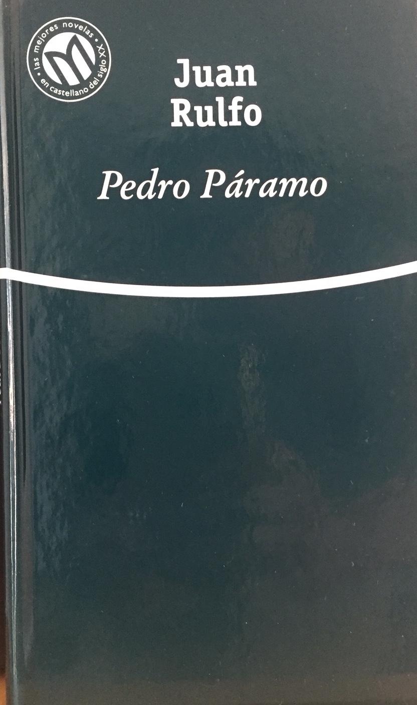Pedro Páramo-Abre un libro