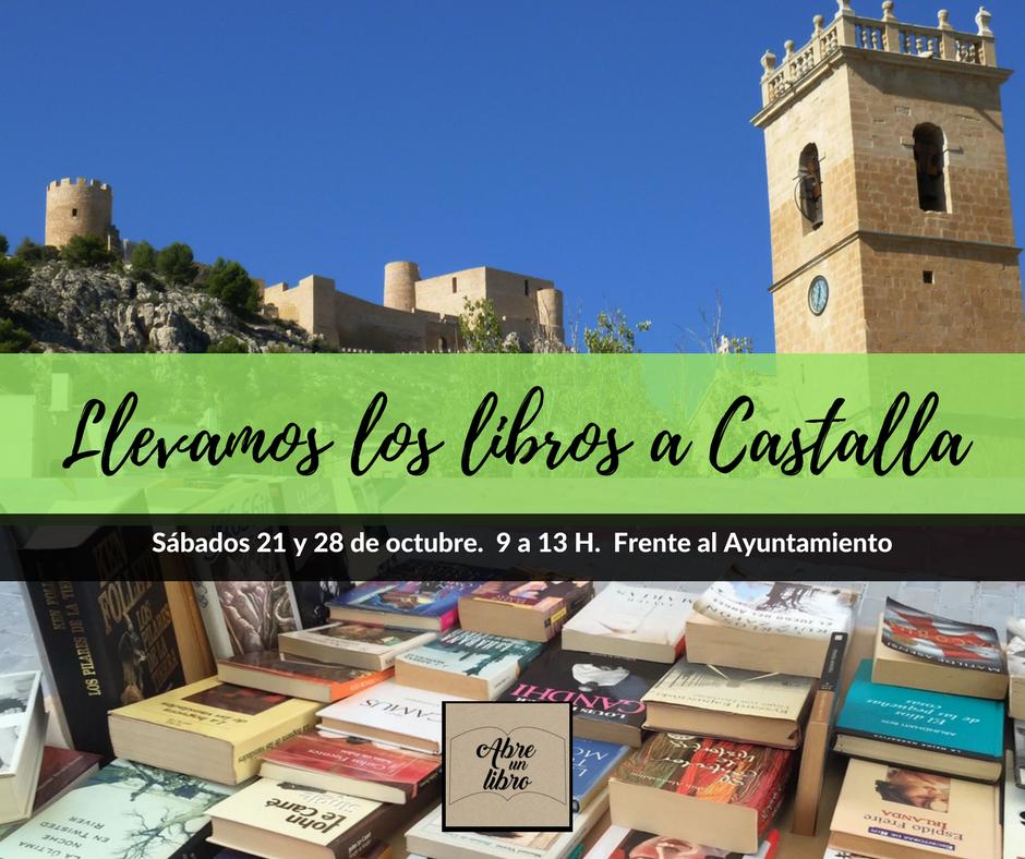 Libros de ocasión en Castalla-Abre un Libro
