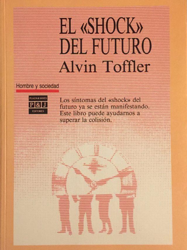 El shock del futuro - Abre un libro