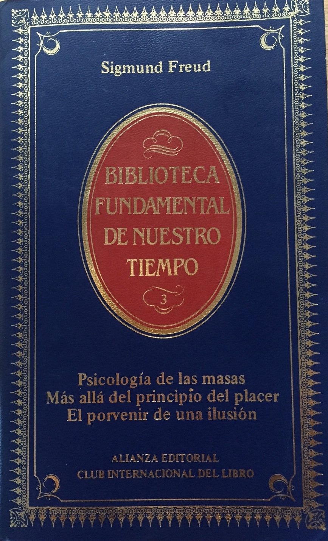Psicología de las masas-Abre un libro