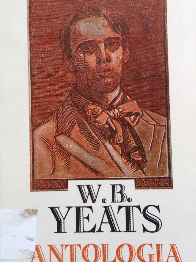 Antología bilingüe W.B.Yeats-Abre un libro