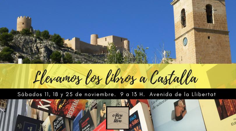 Libros de ocasión en Castalla - Abre un libro