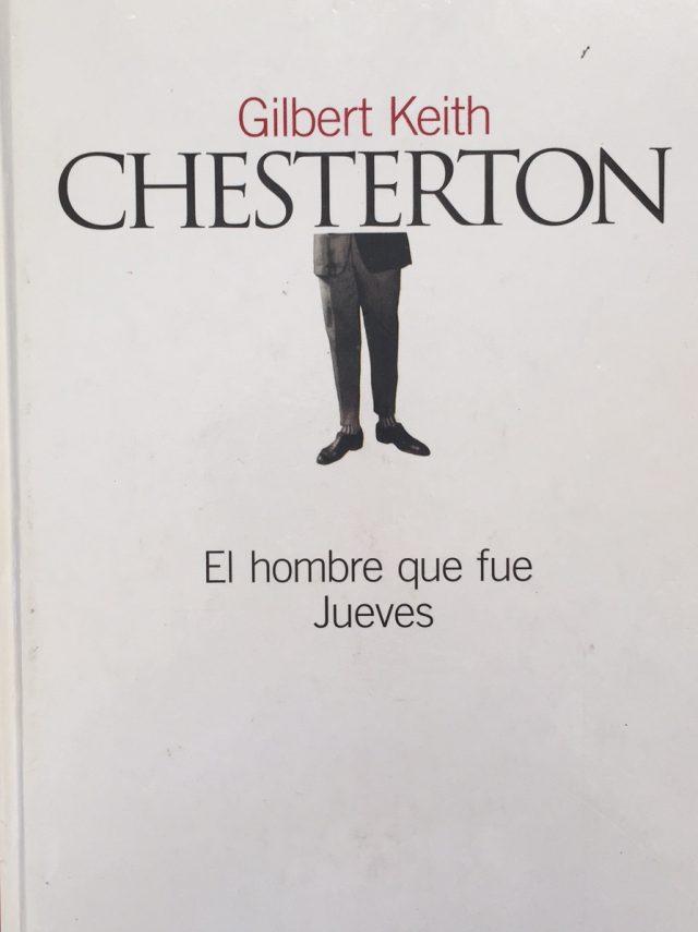 El hombre que fue Jueves, de G.K. Chesterton - Abre un libro