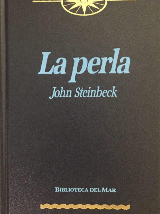 La Perla-Abre un libro