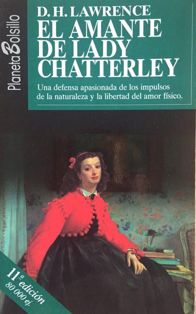 El amante de Lady Chatterley-Abre un libro
