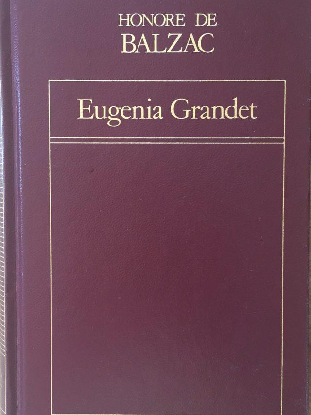 Eugenia Grandet-Abre un libro