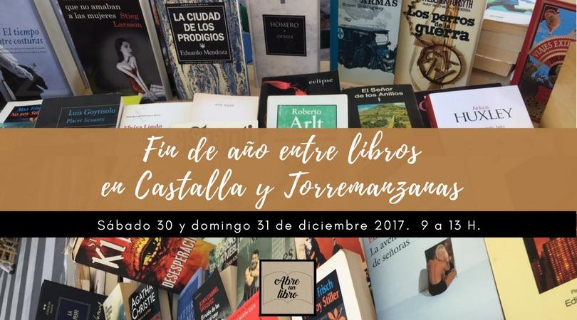 Fin de año entre libros Abre un Libro