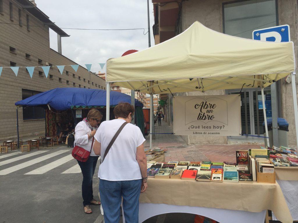 Abre un libro - Rincón Libresco Itinerante