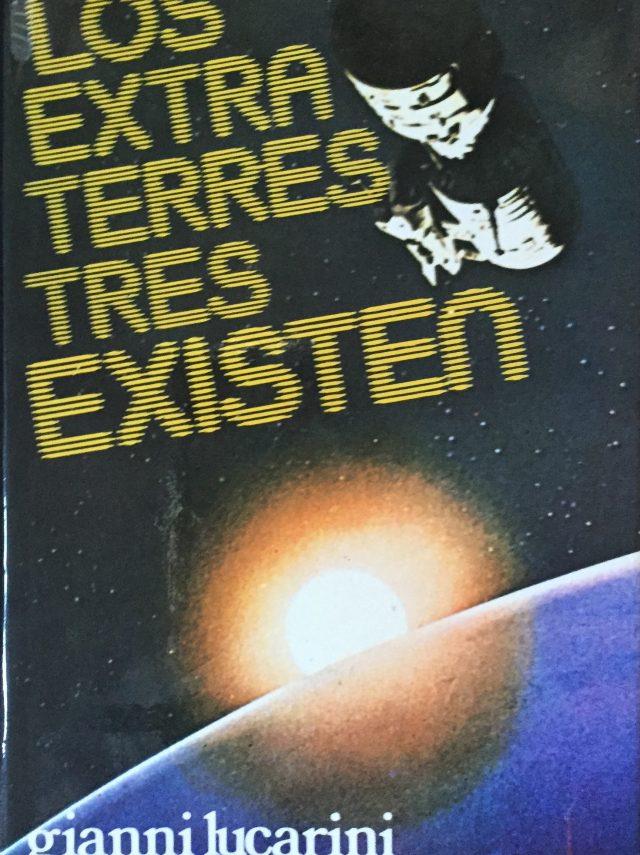 Los extraterrestres existen-Abre un libro