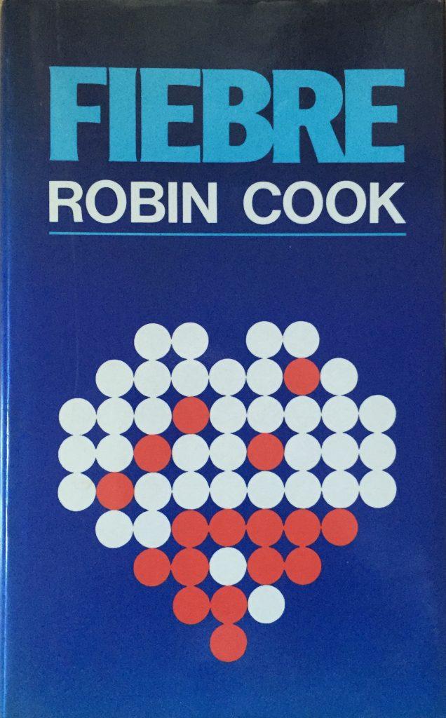 Fiebre Robin Cook-Abre un libro