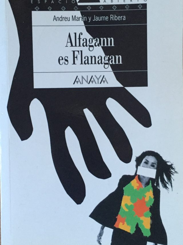 Alfagann es Flanagan - Abre un libr