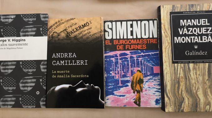 Novela Negra – Abre Un Libro