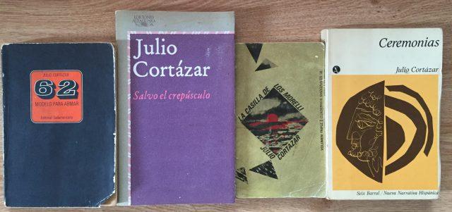 Libros de Julio Cortázar Abre un libro
