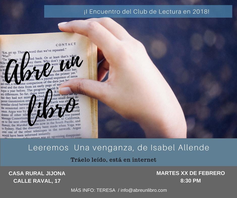 Club febrero 2018