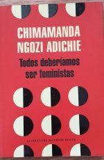 Todos deberíamos ser feministas-Abre un libro