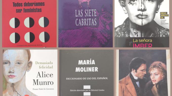 Libros Día De La Mujer 2018 Abre Un Libro