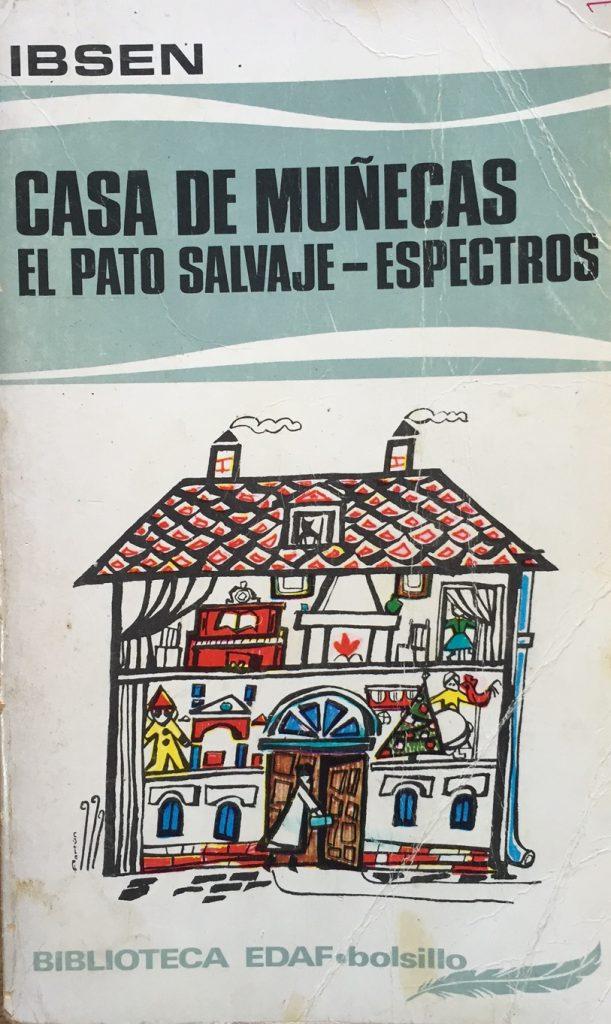 Casa de muñecas-Abre un libro