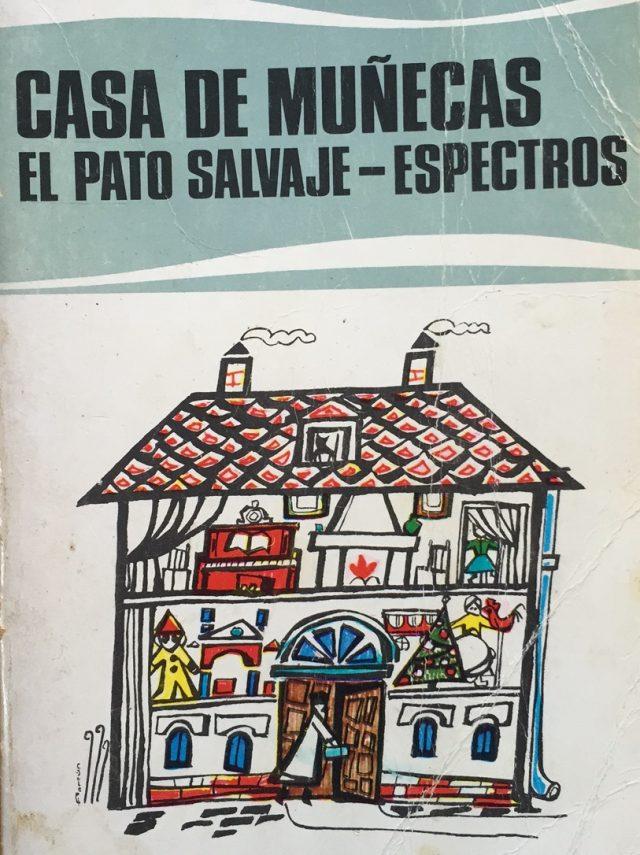 Casa De Muñecas Henrik Ibsen Librería Abre Un Libro