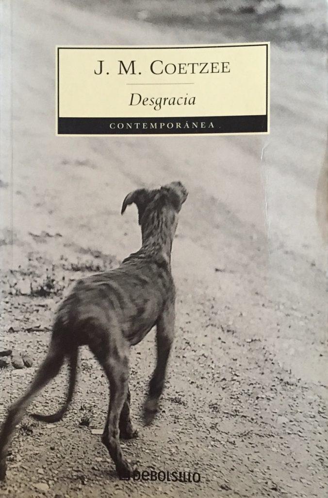 Desgracia, J.M. Coetzee-Abre un libro