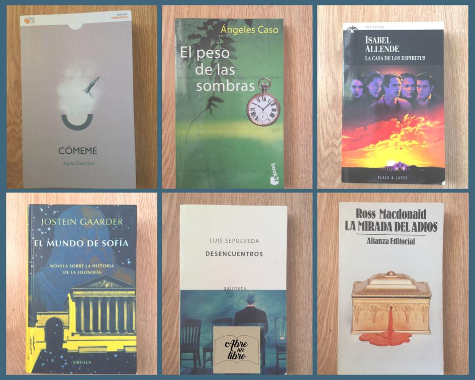 Día del libro 2018- Librería Abre un libro