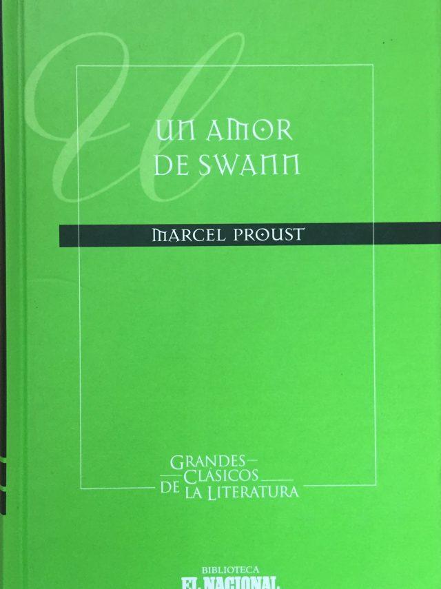 Un amor de Swann-Libreria Abre un Libro
