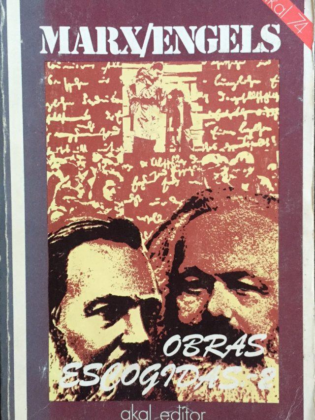 Marx-Engels Obras escogidas