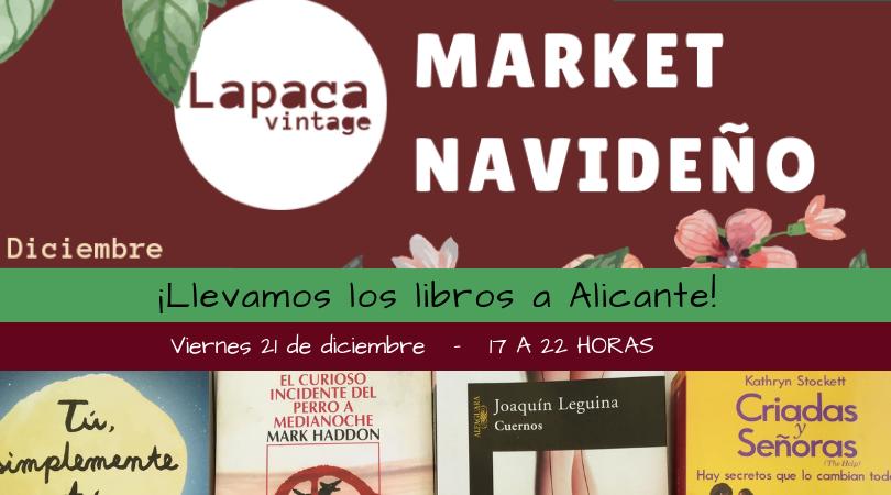 Libros a Alicante