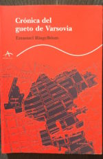 CRONICA DEL GUETO DE VARSOVIA