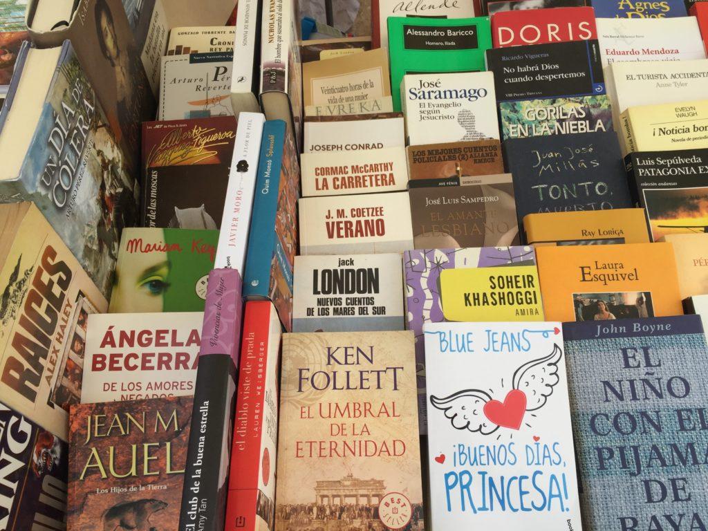 Libros de segunda mano en Alicante