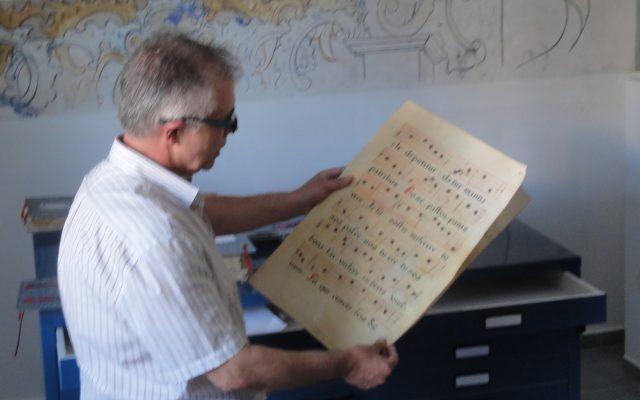 José Bernabé en Archivo de Jijona