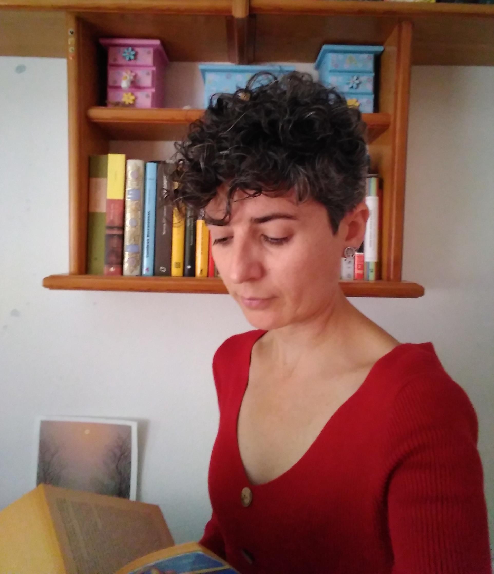 [Entrevista] Meritxell Gutiérrez: «Muchos libros te cambian sin que te des cuenta».