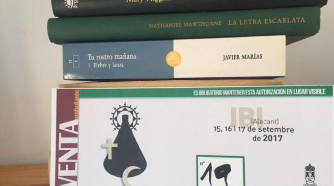 Abre Un Libro Estará En Los Moros Y Cristianos De Ibi