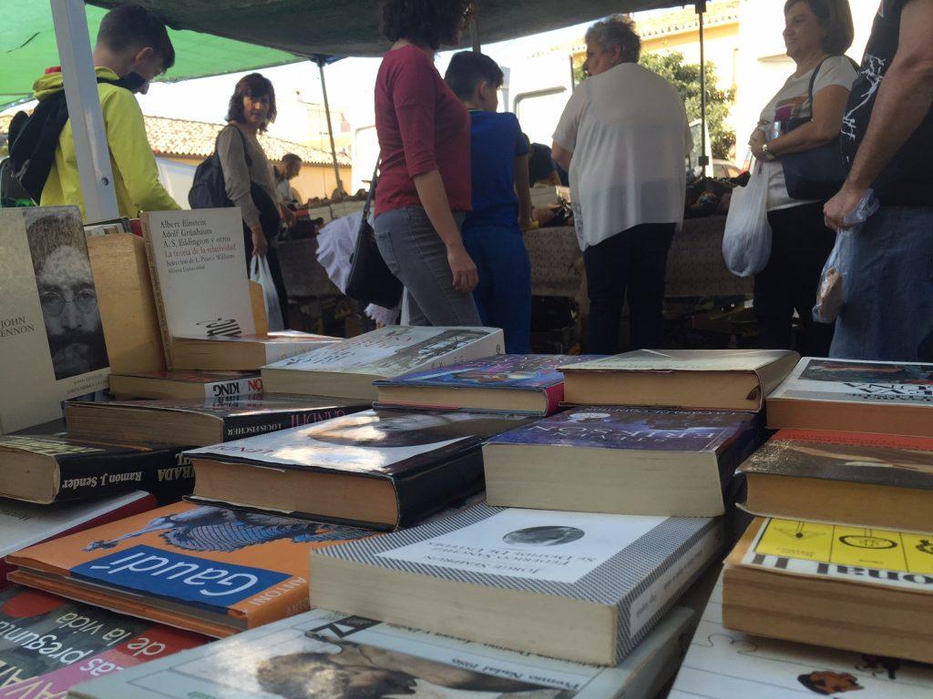 Libros de ocasión en Torremanzanas