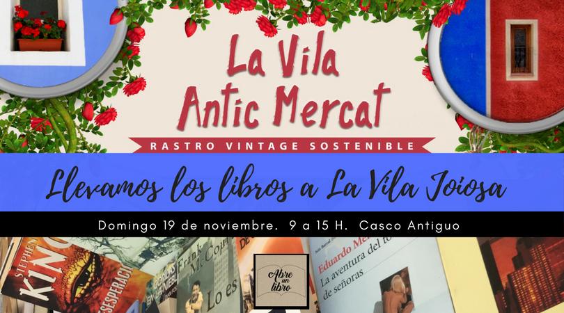 Libros de ocasión en la Vila Joiosa - Abre un libro