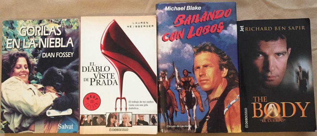 Libros llevados al cine Abre un libro