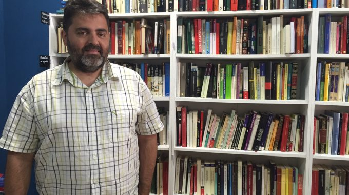 """[Entrevista] Pablo Ramón Sellers: """"Para Abrir Una Librería Hay Que Tener Mucha Ilusión Y Creer En Los Libros"""""""
