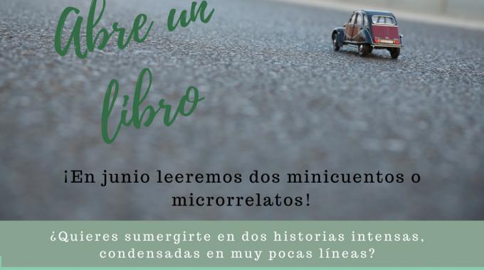 ¿Conoces La Ficción Mínima?: ¡vamos A Leer Microrrelatos En Nuestro Club De Lectura !