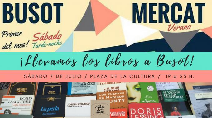 Libros A Busot 7 De Julio