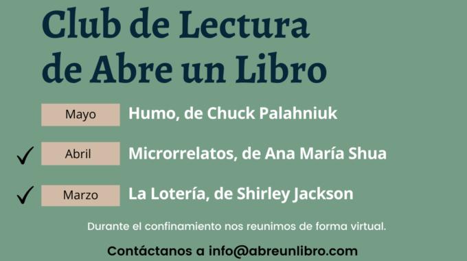 En Mayo Leeremos El Cuento «Humo» De Chuck Palahniuk