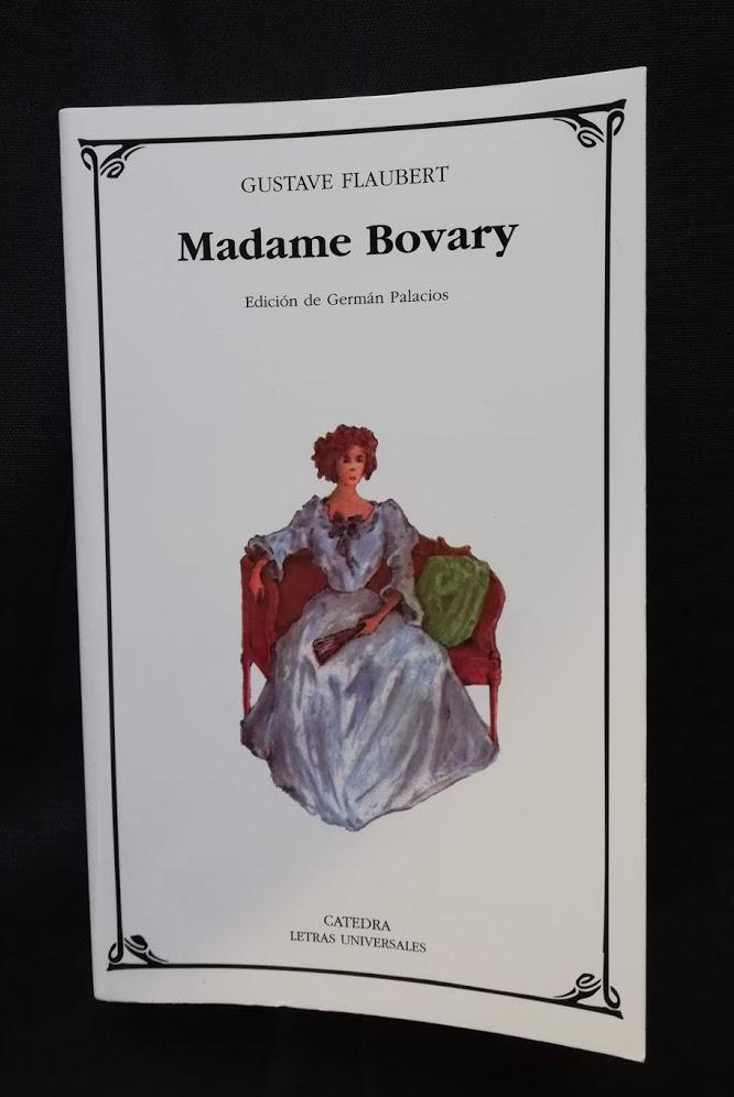 Madame Bovary, Abre un libro