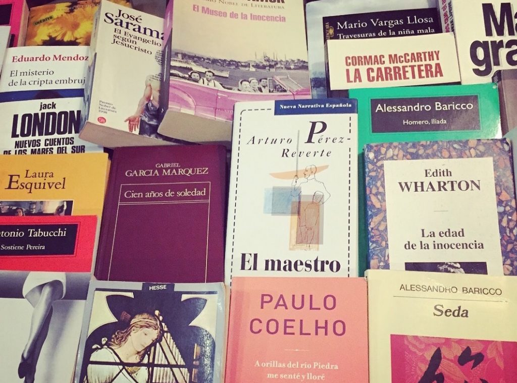 Librería Abre un Libro